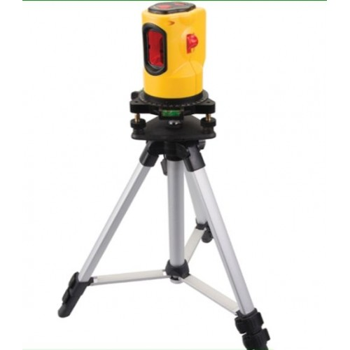 Samopoziomujący laser rotacyjny
