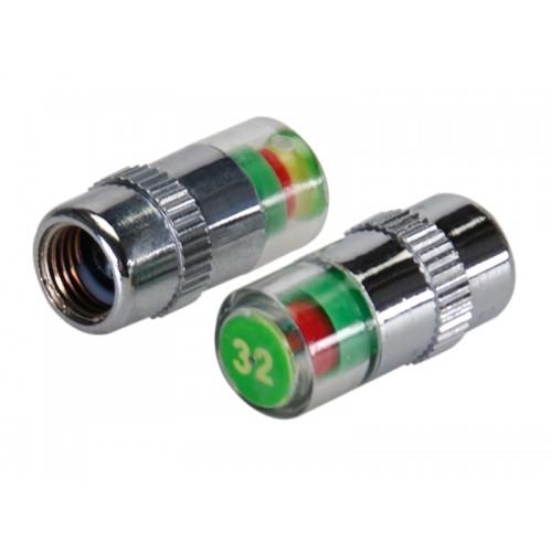Czujnik ciśnienia w oponach 2.2 bar, 2 szt