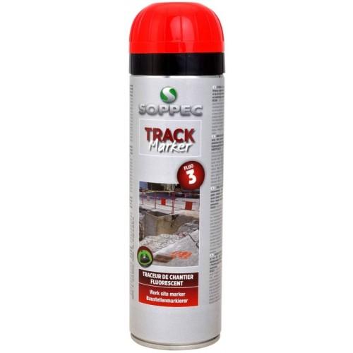 Farba Track Marker 500ml czerwona