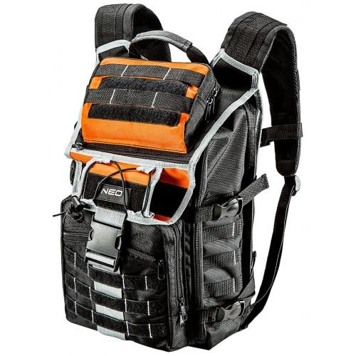Plecak narzędziowy, monterski