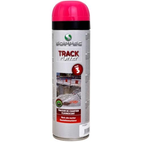 Farba SOPPEC Track Marker 500ml różowa
