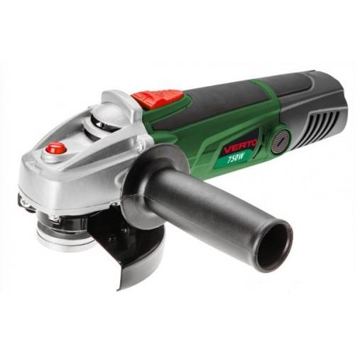 Szlifierka kątowa 750W, tarcza 125x22.2 mm