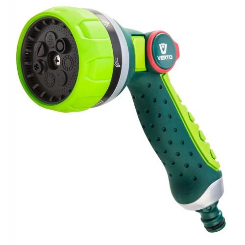 Zraszacz pistoletowy 7-funkcyjny z regulacją strumienia wody