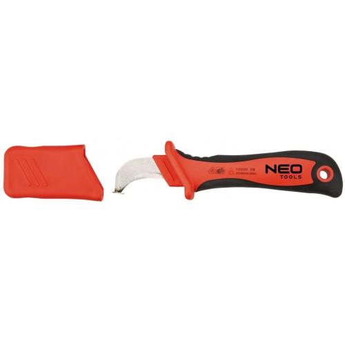 Izolowany nóż hakowy do kabli 1000V