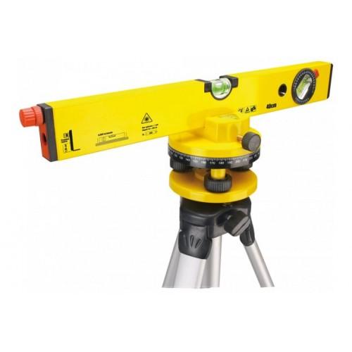 Poziomica laserowa 40 cm na statywie
