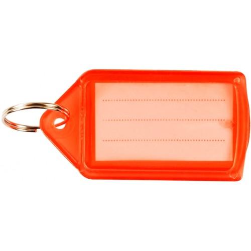 Duże etykiety do kluczy 16 szt