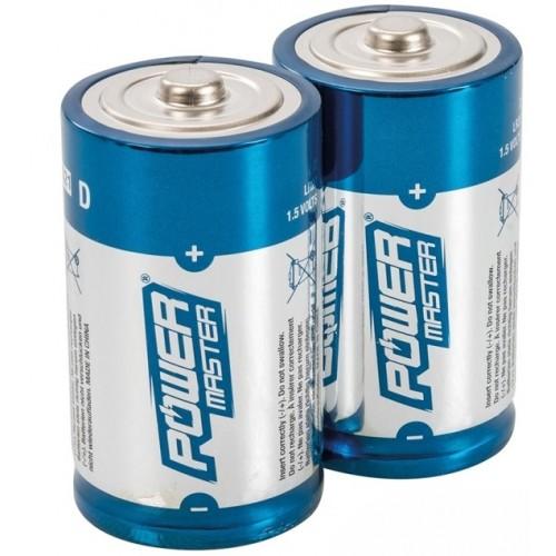 Baterie alkaliczne D LR20 2 sztuki