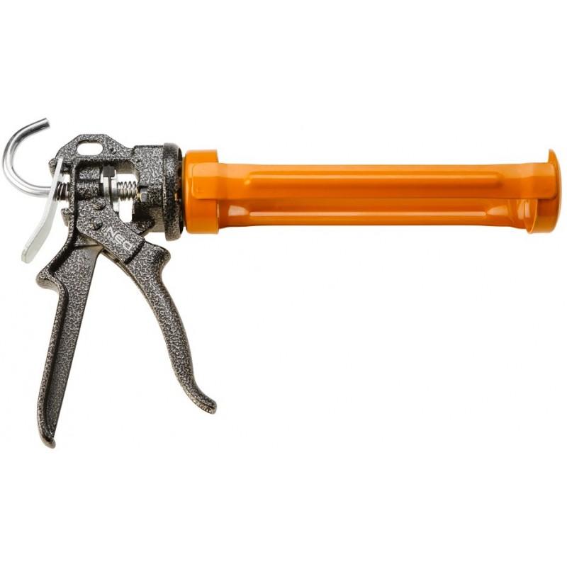 WYCISKACZ PISTOLET DO SILIKONU 240 mm, NEO 61-003