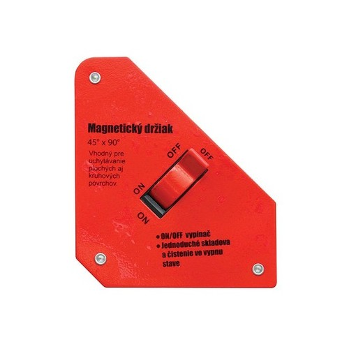 Kątownik Spawalniczy Magnetyczny 10x16