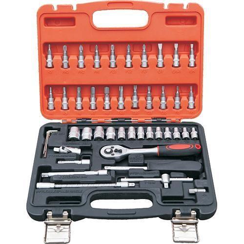 Zestaw narzędzi 46 elementów Strend Pro