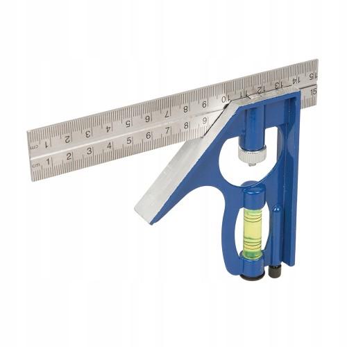 Kątownik precyzyjny 15 cm