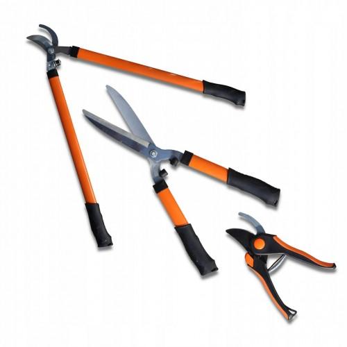 Zestaw nożyc ogrodowych