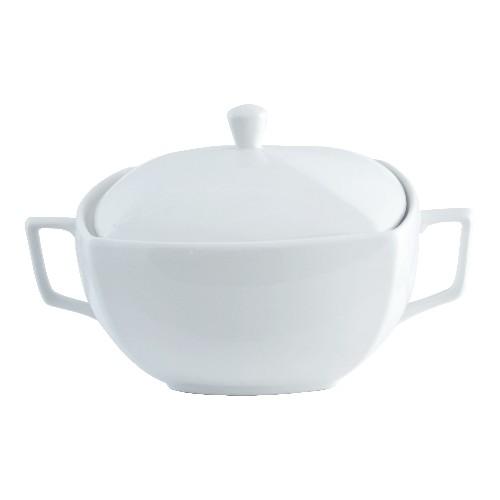 Waza na zupę 3,5 l ceramiczna kwadratowa