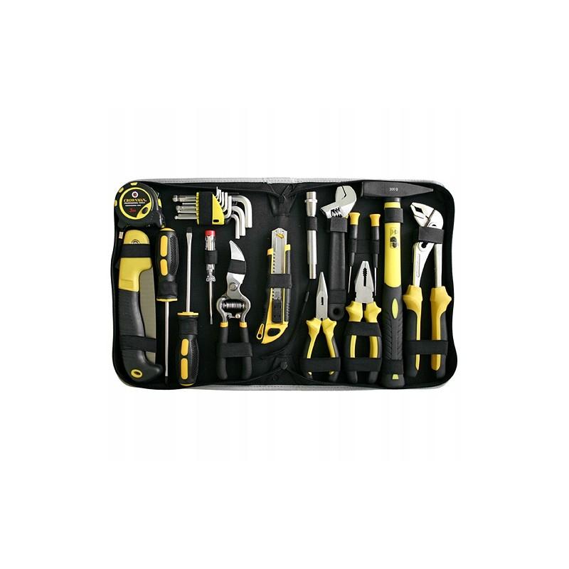 Zestaw narzędziowy 24 elementy