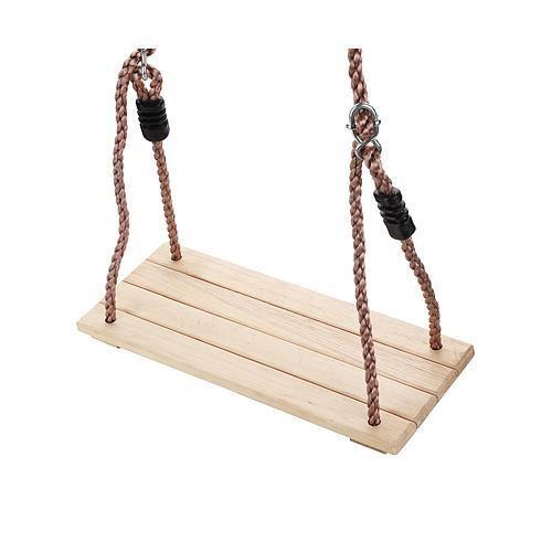 Huśtawka drewniana 40x16x1,2cm