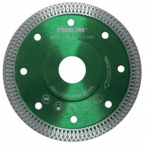 Tarcza diamentowa 125x22.2x1.2 mm