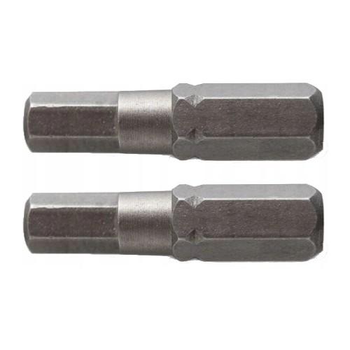 Bity końcówki wkrętakowe 25 mm HEX5 2 szt.