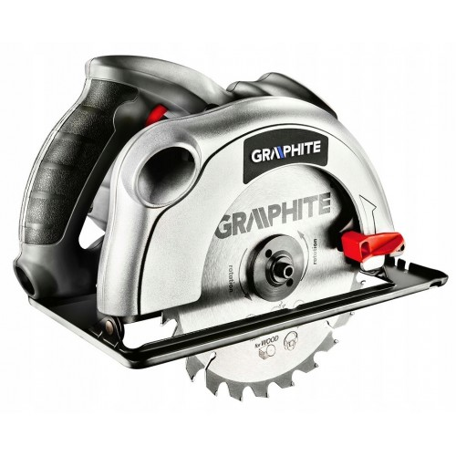 GRAPHITE ENERGY+ PILARKA TARCZOWA 1200W 185 mm