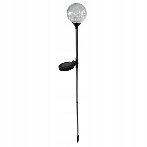 LAMPA OGRODOWA SOLARNA 90cm 1xAA