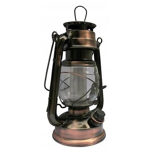 LAMPA LAMPION LATARENKA 16 LED NAFTOWA 2xD