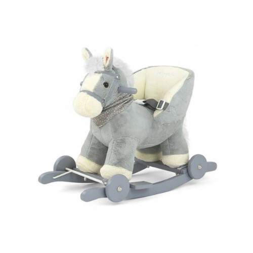 KONIK NA BIEGUNACH POLLY GREY