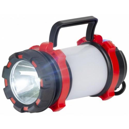 LAMPA TURYSTYCZNA LED 260 + 200lm 2x1800mAh