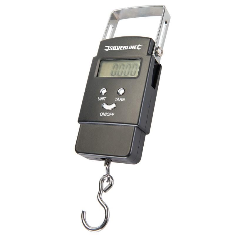 Elektroniczna waga hakowa do 40 kg