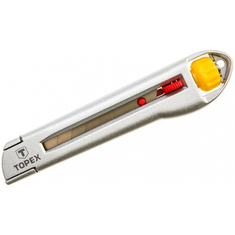 Nożyk z ostrzem wymiennym 18mm