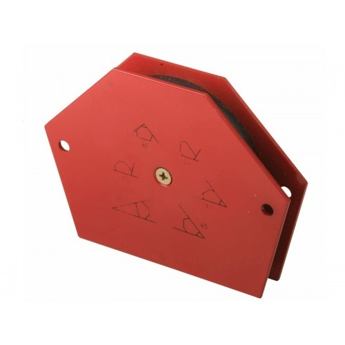 Magnetyczny kątownik spawalniczy do 18 kg