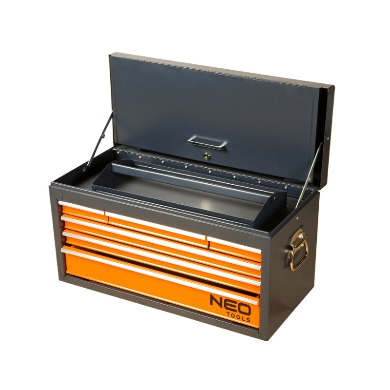 Szafka narzędziowa z 4 szufladami metalowa