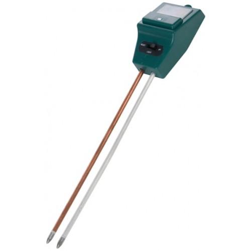 Tester gleby 3 w 1 pH, wilgotności i światła