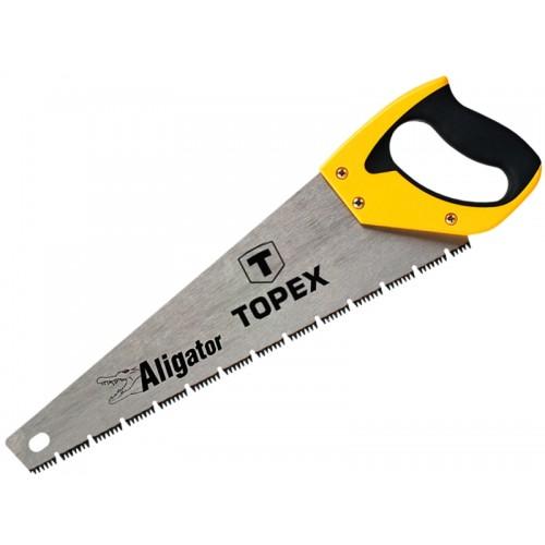 """Piła płatnica """"ALIGATOR"""" 450 mm, 7 TPI"""