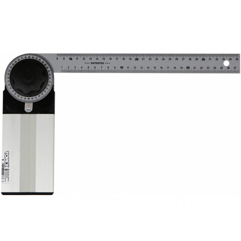 Kątomierz nastawny 350 x 210 mm