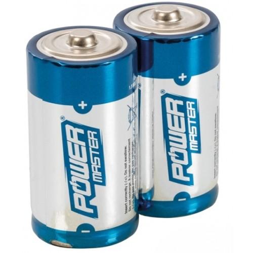 Baterie alkaliczne C LR14 2 sztuki