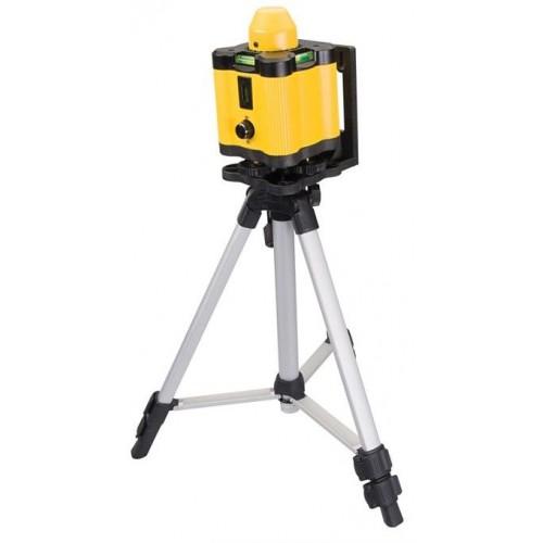 Laserowa poziomica obrotowa rotacyjna