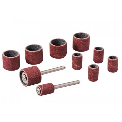 Zestaw bębnów ściernych do narzędzia wielofunkcyjnego, 12 elementów