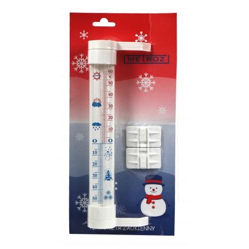 Termometr zaokienny 26 cm