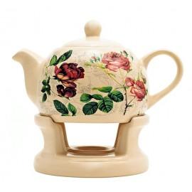 kubki, filiżanki i dzbanki na herbatę