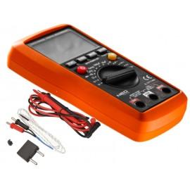 próbniki/mierniki prądu i ciśnienia